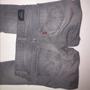 Levis Jeans grey